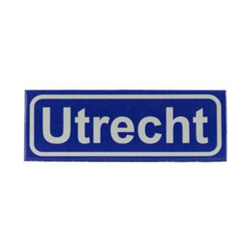 Magneet Utrecht Blauw